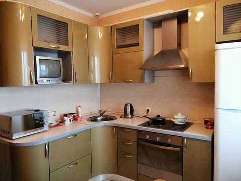 1-комнатная квартира Солнечногорск, ул.Рекинцо-2, д.3