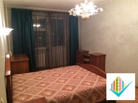 1-комнатная квартира с высокими потолками