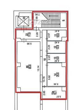 Сдается в аренду помещение свободного назначения на -1 ом этаже адм. з