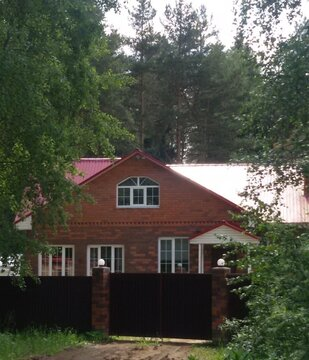 Дом в деревне Раменский район