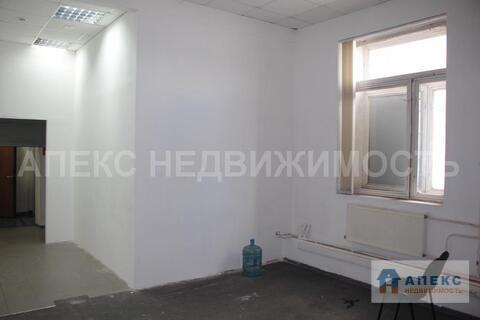 Аренда офиса 114 м2 м. Нагатинская в бизнес-центре класса В в Нагорный