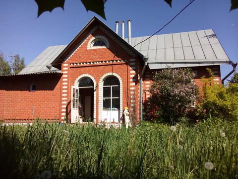 Дом в Мамоново