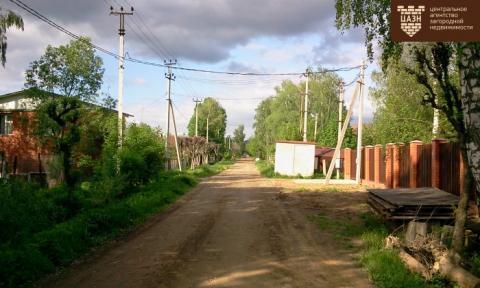Продажа участка, Солнечногорск, Первомайская, Солнечногорский район