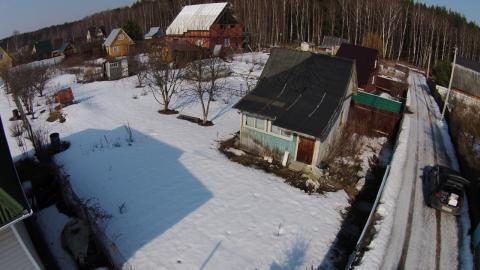 Дачный участок 10 соток с домом в центре с.Вороново Новая Москва, 2100000 руб.
