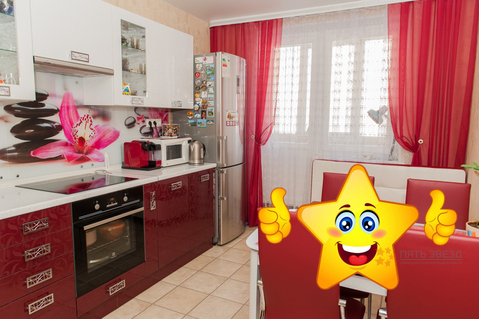 Продается 2-комнатная квартира город Чехов, ул. Земская, 1