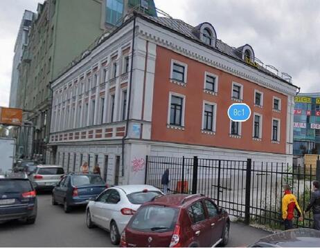 Особняк на Павелецкой под гостиницу