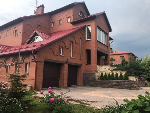 Кирпичный Коттедж в Троицке(Новая Москва) с Отделкой Под Ключ
