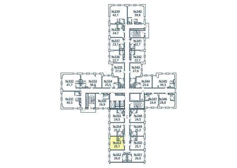 Москва, 1-но комнатная квартира, ул. Радиальная 6-я д.7, к 35, 2829840 руб.