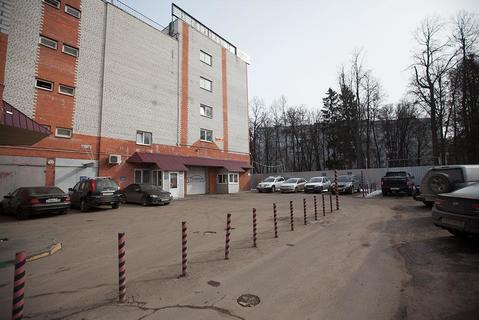 Гаражный бокс в Пушкино, ул.1я Серебрянская, д.2,