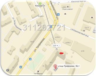 Адресс: ул. Трофимова, д 36 к 1. 1 минута до метро Кожуховская. 1 лини