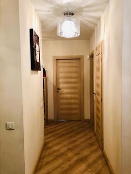 Трехкомнатная квартира 106 кв.м. на Рублевском шоссе