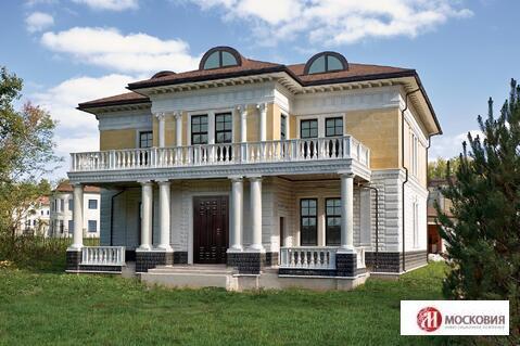 Дом 663 кв.м. 25 км. от МКАД Калужское шоссе, 5 км. от г.Троицка