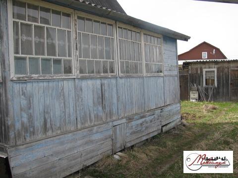 Продаётся дача 35 кв.м на участке 6 соток в д. Мошницы