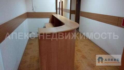 Аренда офиса 405 м2 м. Курская в бизнес-центре класса В в Басманный