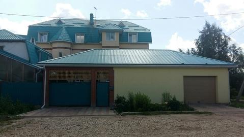 Коттедж 600 кв. м на участке 10 соток в г.Домодедово пос.Меткино
