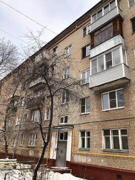 Двухкомнатная квартира у метро Перово