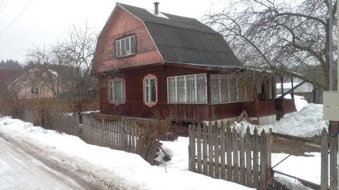 Срочно продается дача в обжитом лесном СНТ Ружанка, Рузский р.