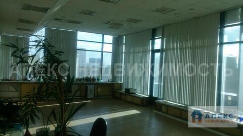 Продажа офиса пл. 1050 м2 м. Дмитровская в бизнес-центре класса В в .