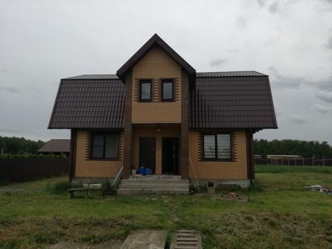 Продаю дом 168 м, в д. Райсеменовское(Серпуховской р-он).