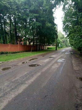 В г.Пушкино мкр.Клязьма продается участок со всеми коммуникациями