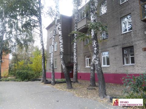Комната 14 кв.м. в 3-х ком-ой кв-ре рядом с ж/д станцией, г.Раменское