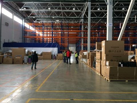 Ответственное хранение на складе класса А, Каширское ш, 15 км от МКАД