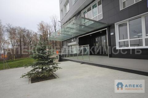 Аренда офиса пл. 253 м2 м. Теплый стан в бизнес-центре класса В в .