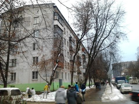 Продается дешевая 1-я квартира в Рузском районе п. Беляная Гора