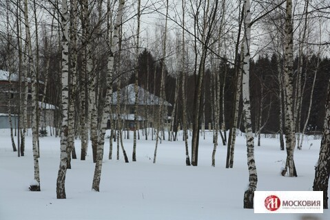 Зем.участок - 9,13 сот, рядом с лесом, 30 км по Калужскому ш, Троицк
