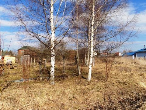 15 соток в деревне Лубенки, Можайское водохранилище, 200 м до берега.