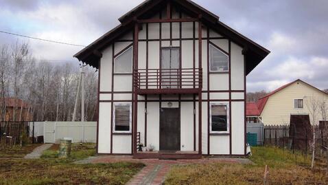 Дом 145 к.м. в СНТ Чернышово - 2, около п. Михнево