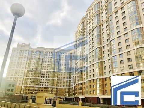 """2-комнатная квартира, 86 кв.м., в ЖК """"Мосфильмовский"""""""