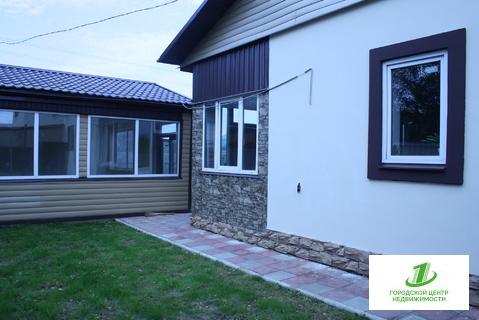 Новый дом с удачной планировкой и всеми коммуникациями