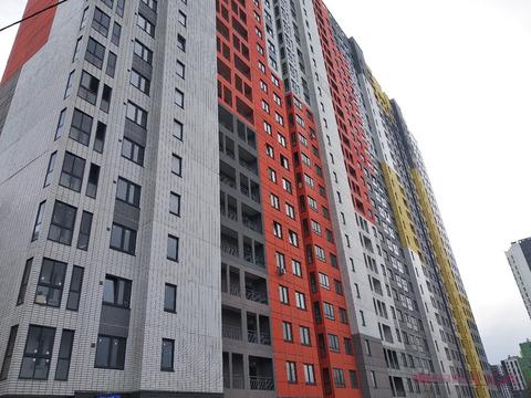 """1-комнатная квартира, 34 кв.м., в ЖК """"Бутово Парк 2"""""""