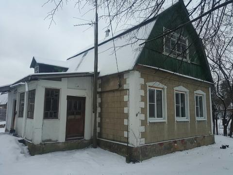 Дом 48 кв.м. на участке в 6,4 сотки в г. Голицыно, Маяковский проспект
