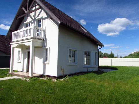 Продается 2х эт. дом 105 м.на участке 8 соток в Апрелевке