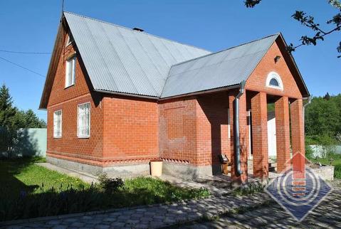 Жилой дом 120 м2 на участке 16 соток в д. Новоселки