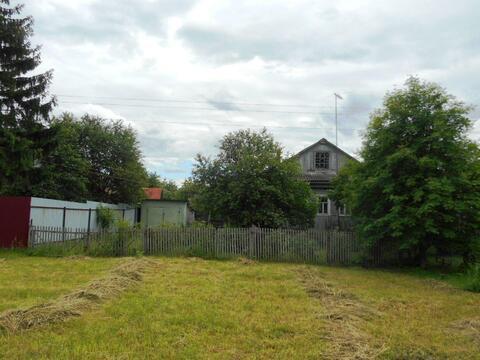 Часть дома в дер. Борисово, Сергиево-Посадский р-он. ИЖС.