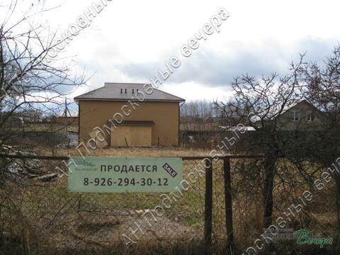 Новорижское ш. 35 км от МКАД, Фуньково, Участок 6.77 сот.