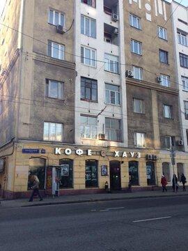 Торговое помещение 120,5 м2 на первой линии домов у метро Белорусская, 69710 руб.
