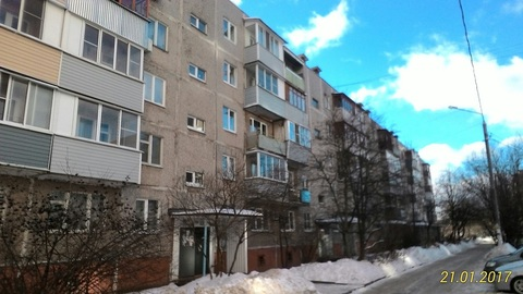 1 ком. квартира, 32 кв.м, центр, Подольский пр-д, д.6, Домодедово