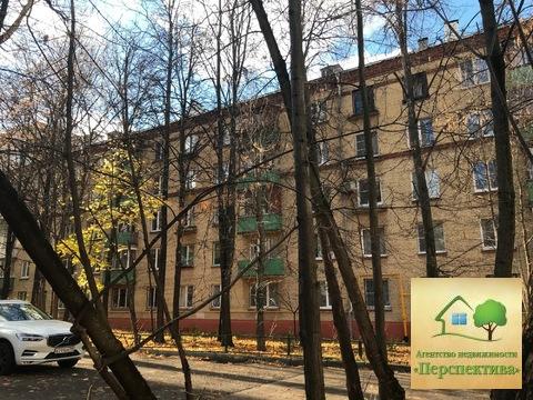 1-комнатная квартира в г. Москва. ул. 1-я Прядильная, д. 6