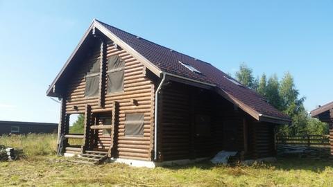Продам дом 160 кв.м, Серпуховский р-н д.Рыжиково