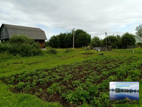 Продам земельный участок в Уваровке Можайского района