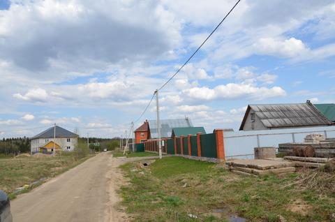 Участок 24 сотки в центре села Борисово Можайский р-н, 85 км от МКАД
