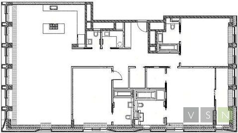 "4-комнатная квартира, 201 кв.м., в ЖК ""Дом на Бурденко"""