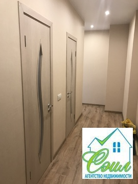 """1-комнатная квартира, 46 кв.м., в ЖК """"Виват Чехов"""""""