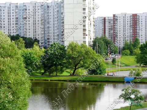 М. Новоясеневская, Голубинская улица, 29к2 / 3-комн. квартира / 1-й .