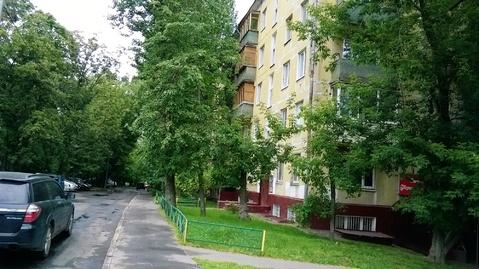Комната 13 кв. м - м.- Полежаевская, ул. Народного Ополчения, 8