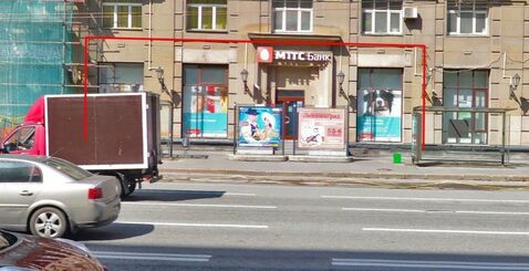 Банковское помещение в аренду у метро Рижская